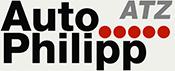 https://www.autoteile-philipp.de - Auto-Philipp Wort-Bild-Logo
